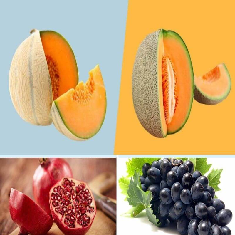 All The Fruits In The World