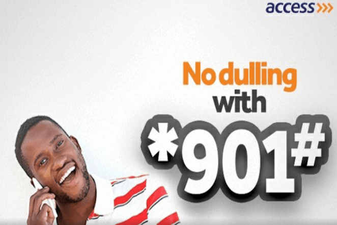 Access Bank Ussd Code