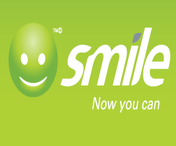 SMILE INTERNET BUNDLE AND UNLIMITED DATA PLAN