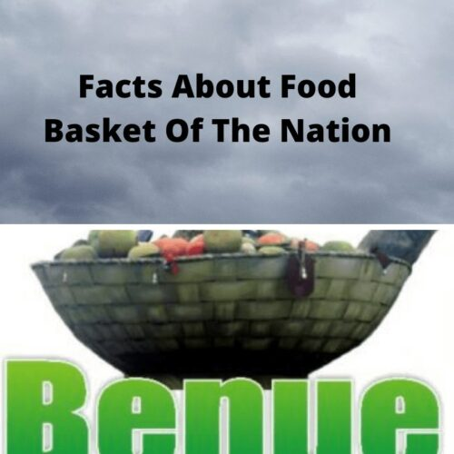 Facts About Benue State